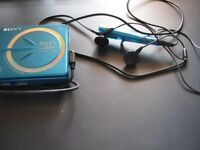 Sony Minidisc MZ-E60