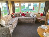Cheap Static Caravan For Sale, Doble Glazed and Heated