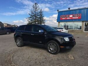 2008 Lincoln MKX LIMITED - NAV - LEATHER - ROOF - SOLD