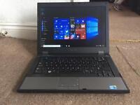 Dell latitude E5410 core i3 6GB Ram Windows 10 laptop