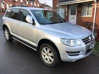 FOR SALE VW TOUAREG 2007 2.5tdi 6peed manual p/x