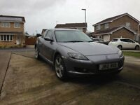 Mazda RX8 - FSH - 57K - Private Reg - 6.4 sec (0-60)