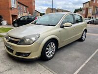 55plate VAUXHALL ASTRA 1.6i Petrol, DESIGN (Twinport) Manual, 5drs, 2 Former keeper