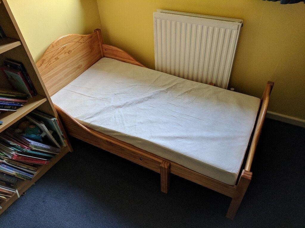 Extendable toddler bed | in Cambridge, Cambridgeshire ...
