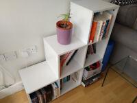Step shelves