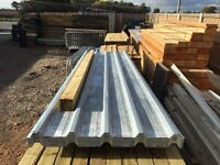 NEW ~ GALVANISED BOX PROFILE ROOF SHEETS ~ CLADDING/SHEDS/STABLES ETC🔨