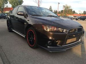 2012 Mitsubishi LANCER EVOLUTION MR - Leather! Navigation!