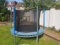 8ft Garden Trampoline