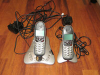 BT Freestyle 7250: Two phones + answering machine