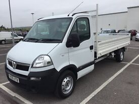 2005 VAUXHALL MOVANO 2.5 CDTI TIPPER / NEW MOT / PX WELCOME / NO VAT / CARDS TAKEN / WE DELIVER