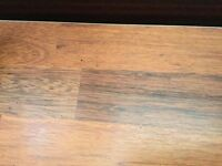 Laminate flooring free to good home!