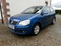 2006 polo 1.4.....good service history...immaculate condition...great colour