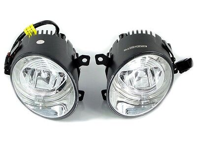 DUOLIGHT Tagfahrlicht + Nebelscheinwerfer LED VW GOLF V Jetta Scirocco TÜV DL02