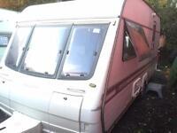 Bailey senator 2000 project caravan