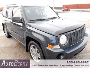 2008 Jeep Patriot Sport 4WD *** Certified & E-Tested ***