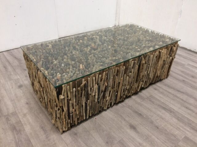 Driftwood Low Rectangular Coffee Table In Forest Town Nottinghamshire Gumtree