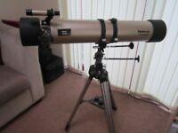 Tasco Luminova Reflector Telescope Model 40-114675