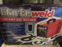 Brand new in box arc welder