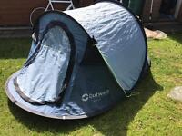 Outwell Jersey S pop up tent