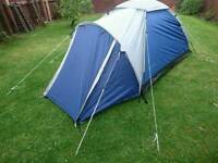 Pro action tent and regatta wind breaker