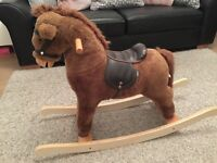 Rocking Horse - Mamas and Papas (brown)