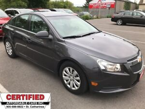 2011 Chevrolet Cruze LS1 1SB ** AUX. IN, A/C **