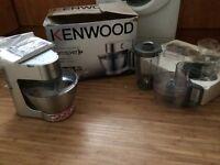Kenwood stand mixer