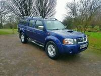 2004 NISSAN NAVARA OUTLAW! RARE BLUE! SNUGTOP CANOPY, ONE OFF, MUST SEE!