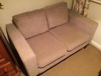2 seater couch, barely used