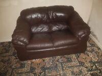 Sofa seetee leather good