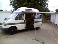 VW Trident Autosleeper Transporter 4 berth campervan