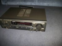 Vintage Technics SA-EX100 Tuner Amplifier