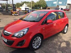 Vauxhall Corsa automatic. Low mileage very good condition just has been serviced