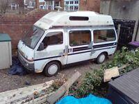 Bedford / Vauxhall Autospeeper camper van spares or repairs