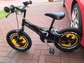 "Childrens Batman Bike 16"""