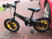 Childrens Batman Bike 16""
