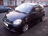 toyota yaris t sport vvti super low millage 47k not replica,r32,gti,m3,m5,s3,a3,rs.px,swap...