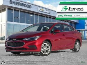 2017 Chevrolet Cruze LT Sunroof/Heated Seats/Remote Start!!