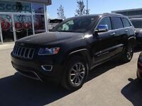 2014 Jeep Grand Cherokee Limited | Leather| Roof| Remote Start