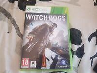 Brand new xbox 360 Watch Dogs (2 discs)