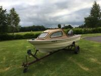 Cheap cruiser or fishing boat *Mariner 30hp*