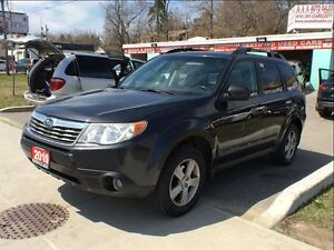 2010 Subaru Forester X TOURING AWD SUNROOF