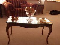 Louis 15th inlaid furniture