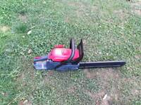 SOVEREIGN PETROL CHAINSAW BRAND NEW UNUSED