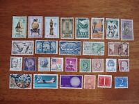 100 World Stamps Set 1
