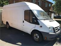 FORD TRANSIT 2.4 TDCI JUMBO 6 SPEED VAN FOR SALE
