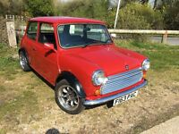 Classic Mini - 1275 Engine Tuned to 82hp for Hill climbing. Very quick. Excellent condition,