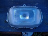 honda cbr600 jellymould front headlight and rear light lens