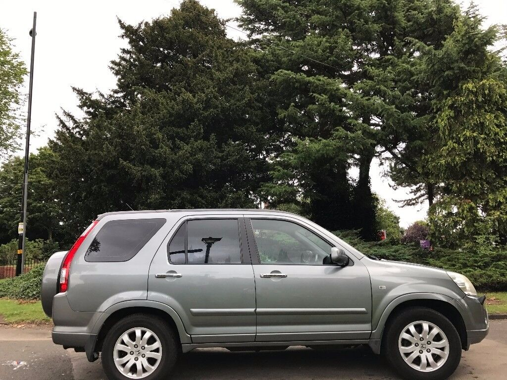 HONDA CRV EXECUTIVE DIESEL, 83K MILES, LEATHER, PARKING SENSORS, HP CLEAR, DELIVERY AVAILABLE, MOT