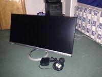 """ASUS MX299Q 27"""" Full HD Monitor - 2560 x 1080"""